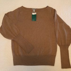 H&M Long Sleeve Pullover Sweater NWT